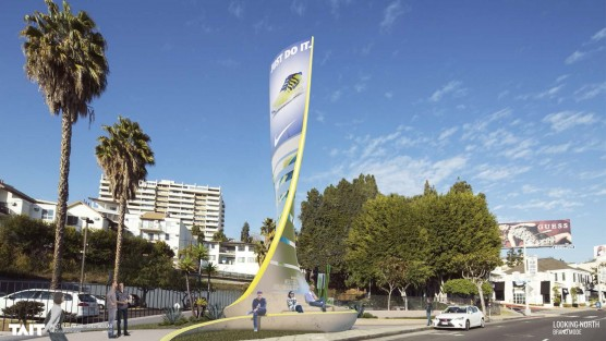 Tait Towers Inc. – The Vortex / Source: City of West Hollywood